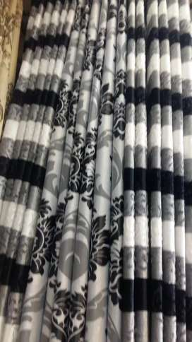 Imported curtains