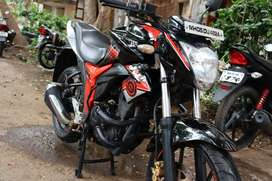 Gixxer 150 with good condition