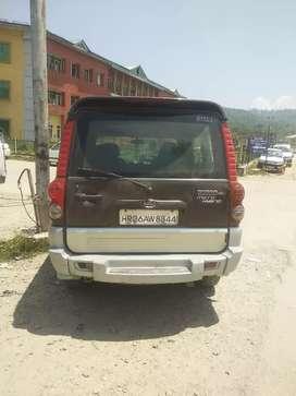 Mahindra Scorpio Getaway 2009