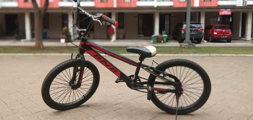 Sepeda anak bmx usia 7-10 tahun masih bagus
