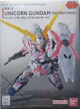 SD-EX Standard RX-0 Unicorn Gundam
