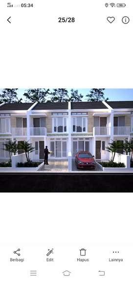 Rumah 2 lantai Singosari deket Kota