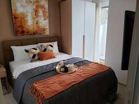 Mtown Residence, Apartemen Sebrang Mal Summarecon, Full Furnished