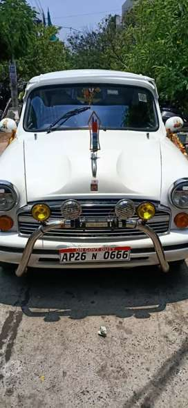 Ambassador Ambassador 2004 Diesel Well Maintained
