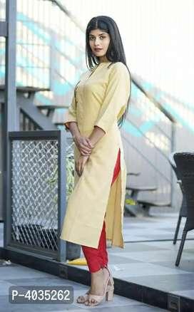 Tranoli Classic Designer Women's Kurta Sets