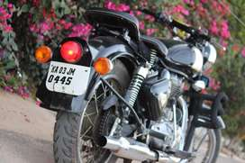 Selling my good condition bike for 145000
