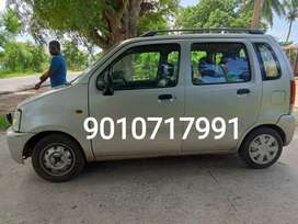 Maruti Suzuki Wagon R 2006 Petrol Well Maintained