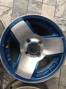 Alloy rims 13 inch
