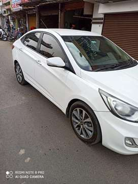Hyundai Verna Fluidic 1.6 VTVT SX, 2013, Diesel