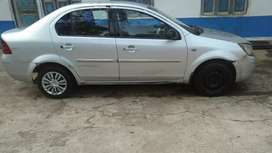 Ford fiesta is very good condition