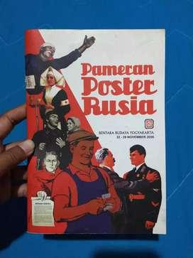 Buku Pameran Poster Antik Propaganda Rusia