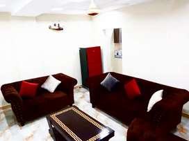 1 Bedroom Full Furnished Flat Per Day Available in Bahria town Lahore