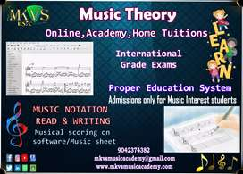 MKVS MUSIC CLASS