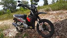 Jupiter MX Modif Trail