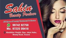 Sahin beauty parlour