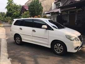 Toyota Kijang Innova V Diesel AT 2015