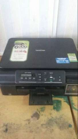 Printer Brother J100