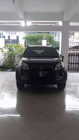 Toyota Rush S manual th 2010 km 60ran dijamin asli (bisa cek dealer)