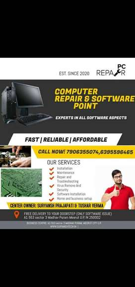 COMPUTER REPAIRING AND SOFTWARE POINT