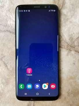 Samsung galaxy s8 ram 4gb penyimpanan 64gb