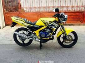 Di cari Ninja R / RR warna kuning