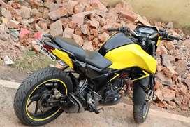 Honda hornet 160 cc
