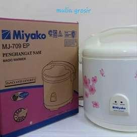 Magic Jar/Penghangat Nasi Miyako MJ-709EP