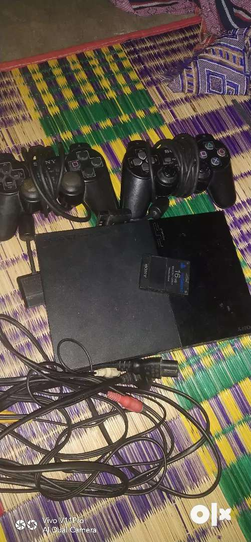 Ps2 good condition lens not work opl software gaming 0