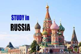 Study in Russia, Visa Ratio 100 % For All type of Students