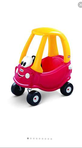 Little Tikes Cosy Coupe Ride-On Toy (next day delivery)