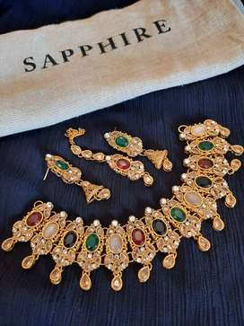 Sapphire Jewellery Collection