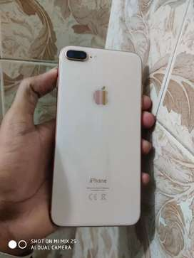 Apple iPhone 8plus 64 gb PTA approved Condition10/10