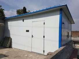 porta cabin/ site office container/ guard cabin/ washrooms portable