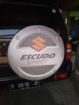 Sarung ban serep Escudo Taruna Crv Rush Terios Taft Feroza Touring dll
