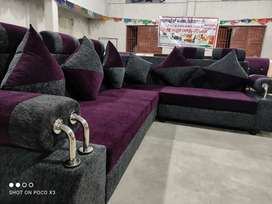All models corner sofas manufacturing rates available