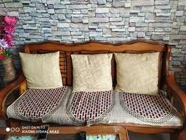 Teekwood  Sofa set