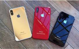 Super condition of apple I phone models available with bill