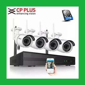 New Offer Sale Cctv Cameras AHD+ SETUP BEST RATE