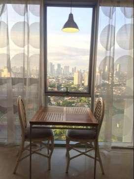 Dijual Apartemen Kemang Mansion 1BR (62 m2) SISA 1 UNIT DI HARGA 1,6 M