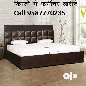 Sankranti Super Offer Double bed With box 7240, EMI available 0