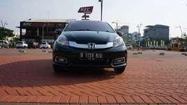Honda Mobilio E Prestige, AT 2014, Hitam, Service Record