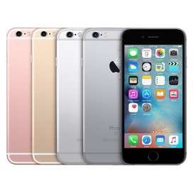 Fastive offer iphone 6s 64gb only 16500 and all model available