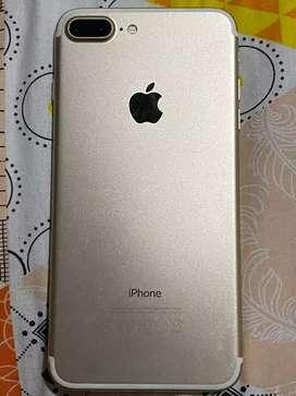 Iphone 7 plus 32gb Ex inter