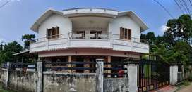 Its a 2600 sq mtr semi furnished house which is in 7 cent plot area.