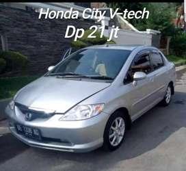 Honda City mt 2005