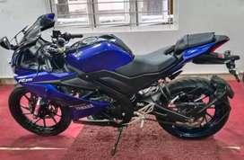 Yamaha r15  v3 ( model - 2019 ) ( 7000 km )
