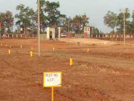 N A Bungalow Plot In Neral Road Touch Township