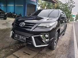 Toyota Fortuner  Vrz diesel Automatic th 2016 Pajak panjang istimewa