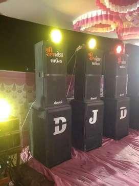 Raj khodal Dj sound system
