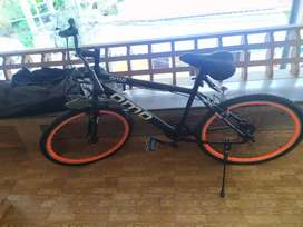 OMO GEAR CYCLE